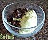 Eu Fiz Gelado de Chá Verde com Feijão Azuki doce-gelado2.jpg